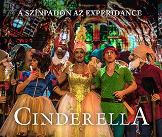 Cinderella -mese az elveszett cipellőről és a megtalált boldogságról