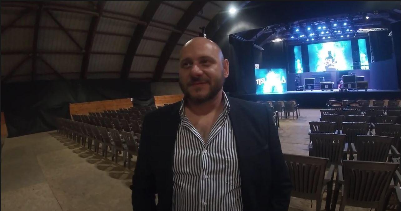A Patkó Lovas Szabadtéri Színpad igazgatója