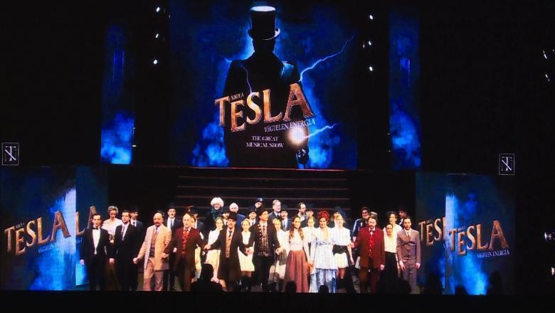 Pannon RTV - Nikola Tesla története a mórahalmi Patkó Lovas és Szabadtéri Színházban