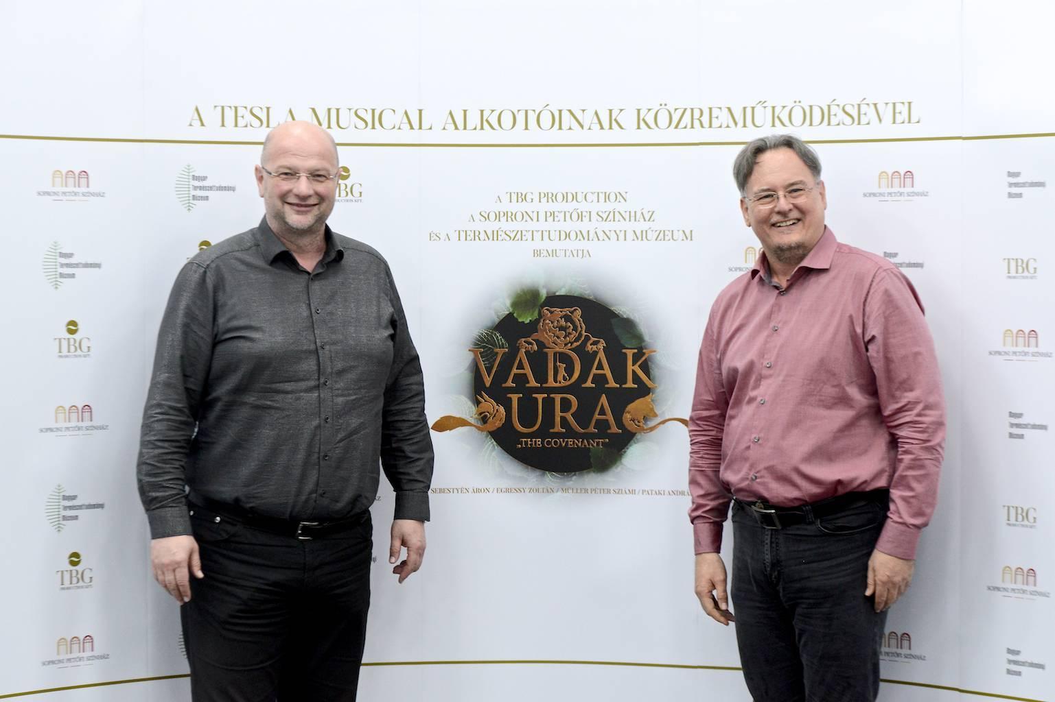 Alfahir - A Vadak Ura állatos musical, de emberibb történet lesz, mint ha emberekről szólna