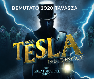 Nikola Tesla -Végtelen Energia